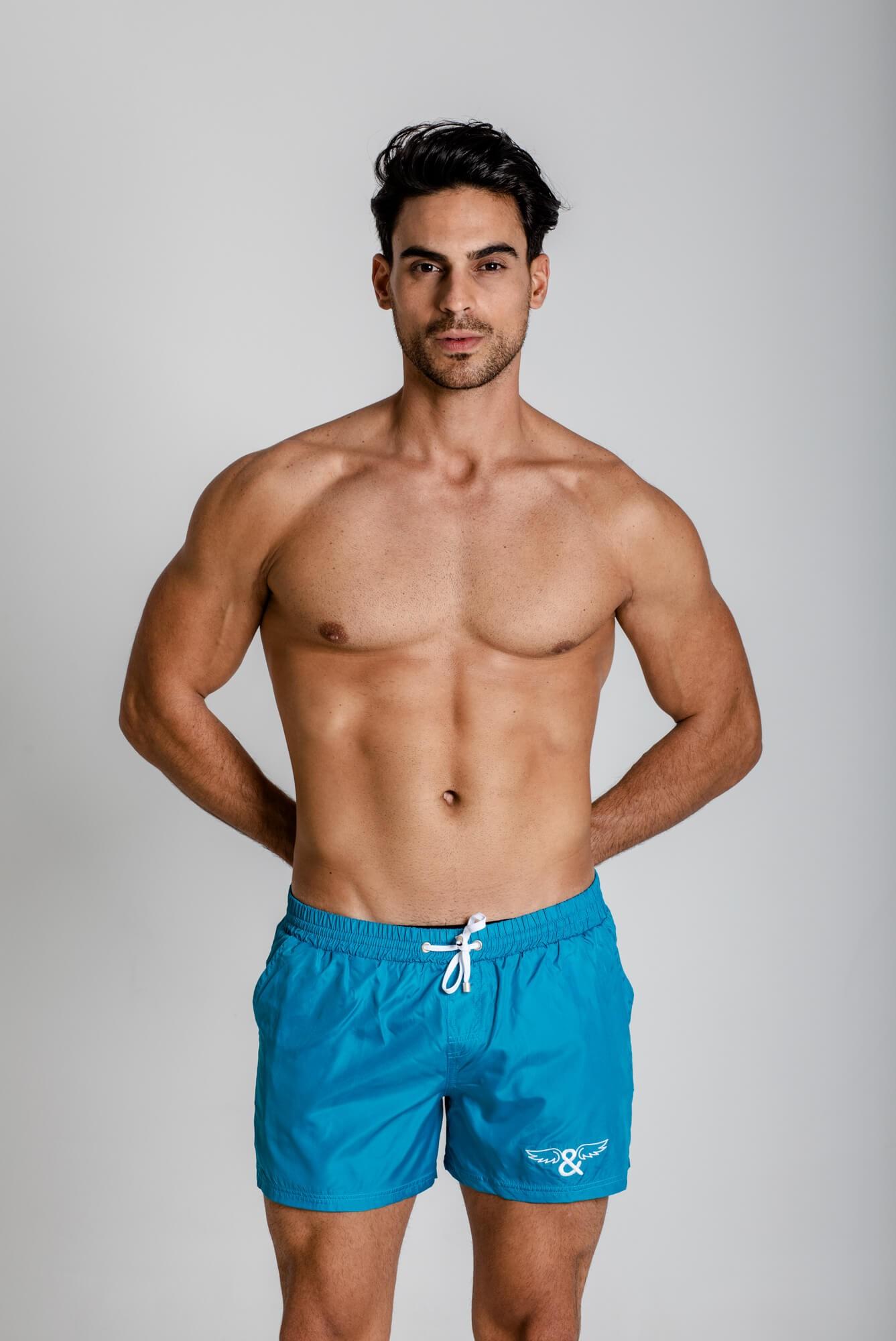 Bañador clásico para hombre. Varios colores. Bañadores de la marca ELIU, de estilo urbano y streetwear.
