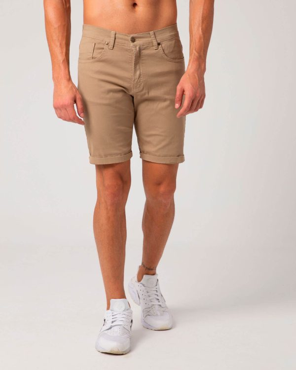 Short Jeans de ELIU. Moda de estilo urbano y streetwear ELIU.