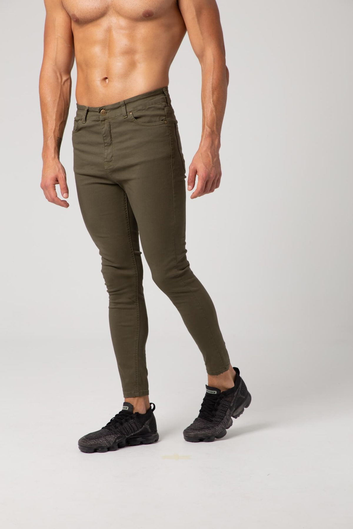 Denim Jeans. Estilo urbano de la marca ELIU streetwear.