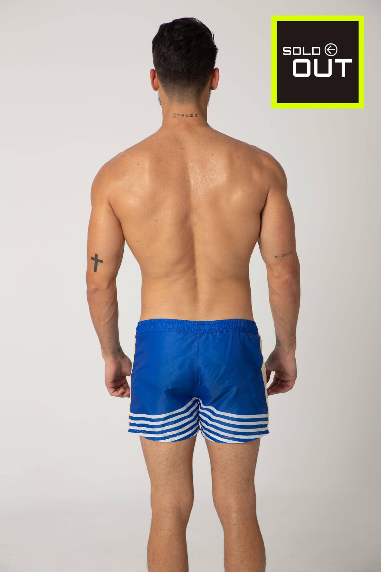 Bañador Short Greek para hombre. Varios colores. Bañadores de la marca ELIU, de estilo urbano y streetwear.