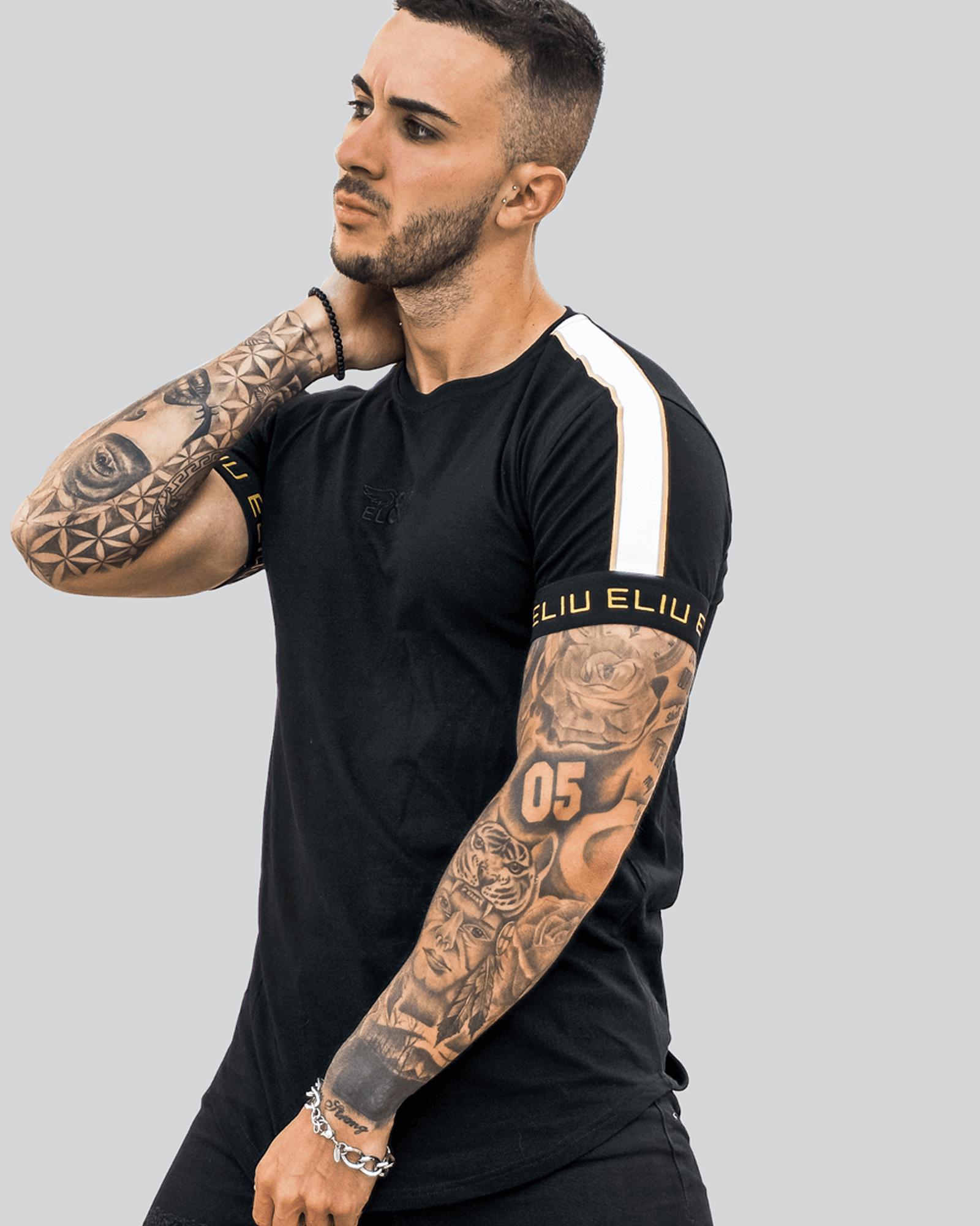 Camiseta Clásica con Elástico