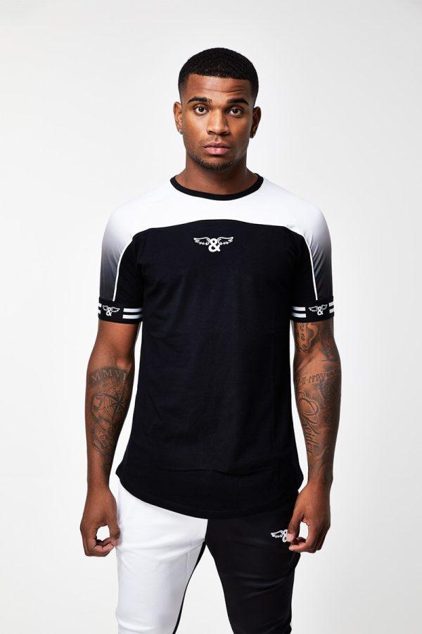 Camiseta Split Fade