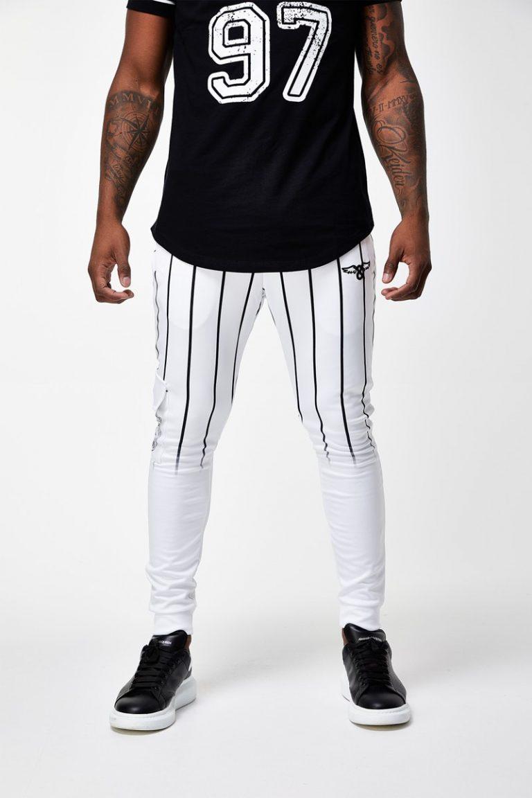 Pantalones Cargo Stripes