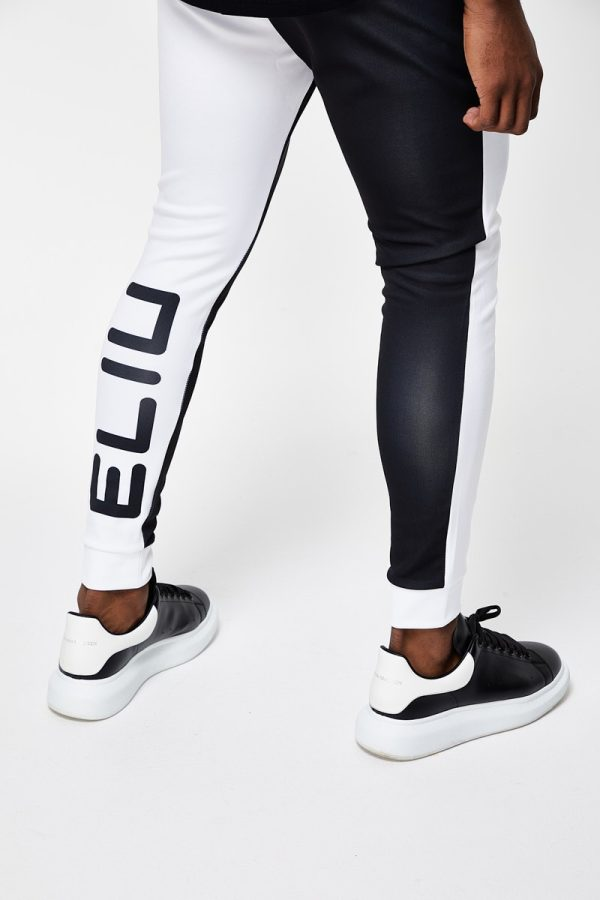 Pantalones Black and White