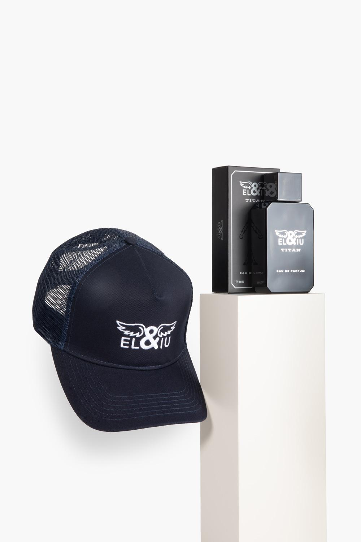 Pack perfume gorra