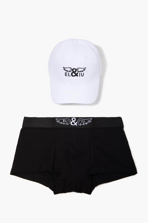 Pack gorra + ropa interior