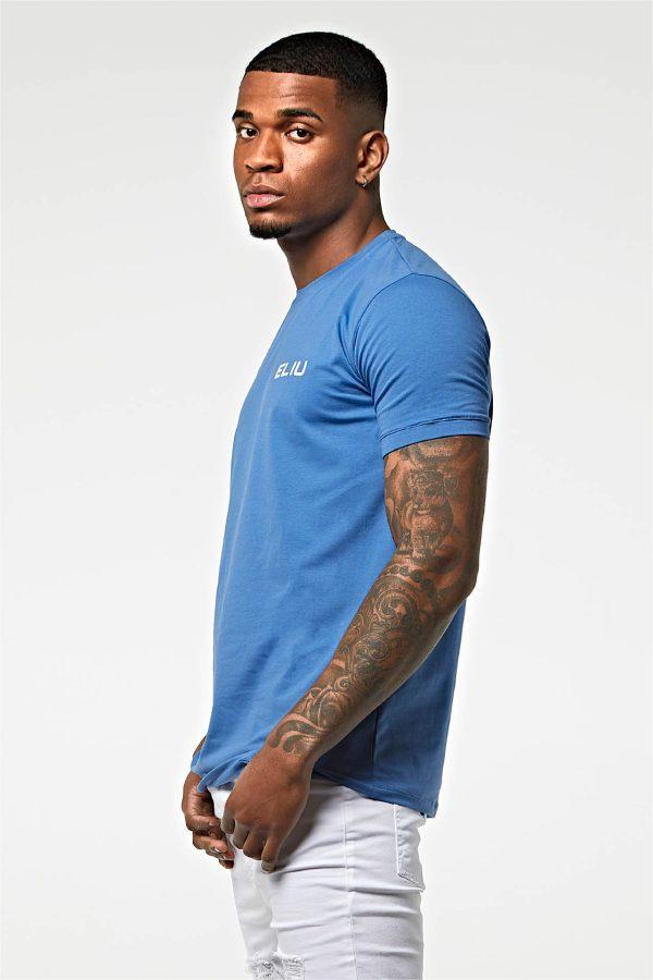 Camiseta básica de algodón