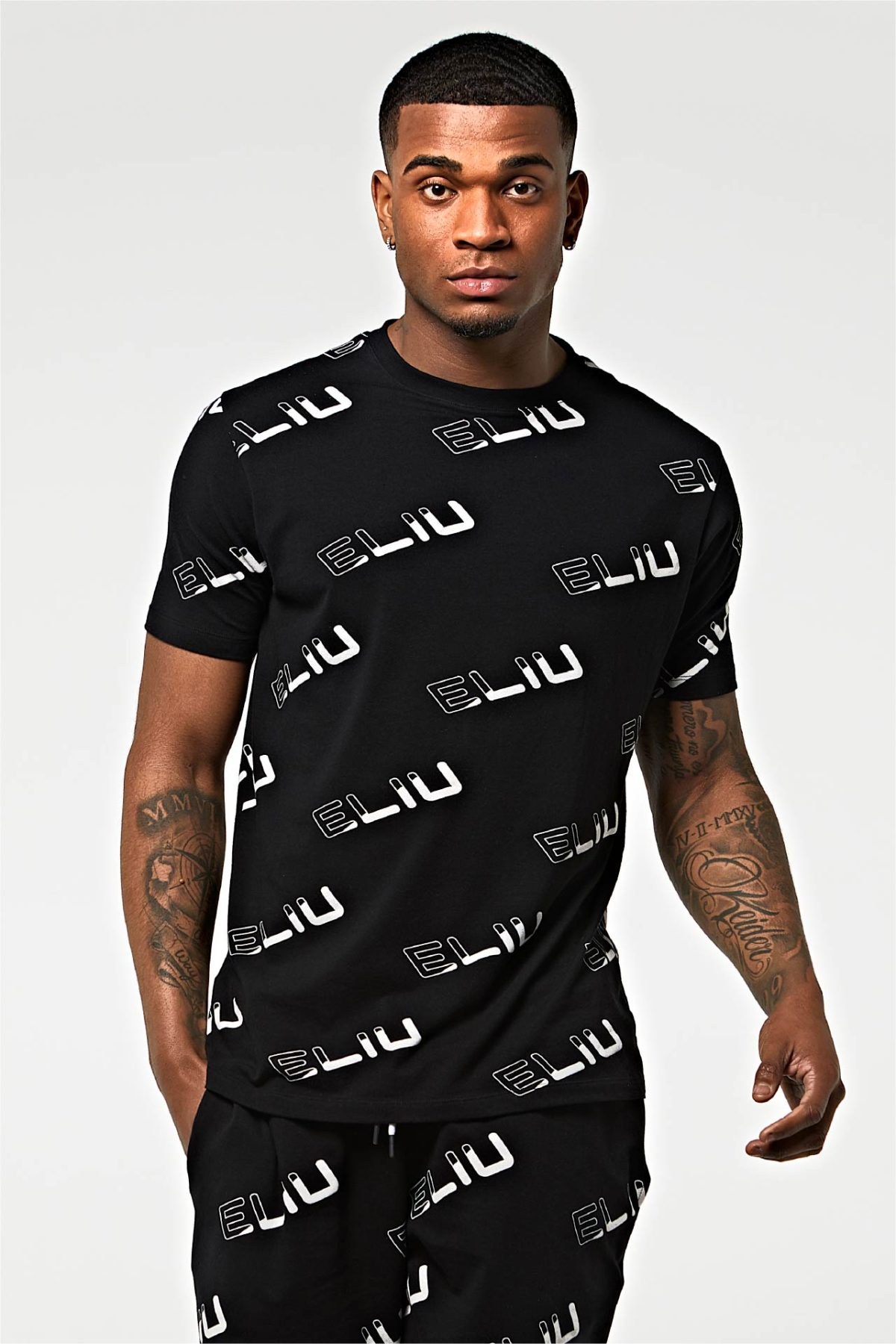 Camiseta estampado digital