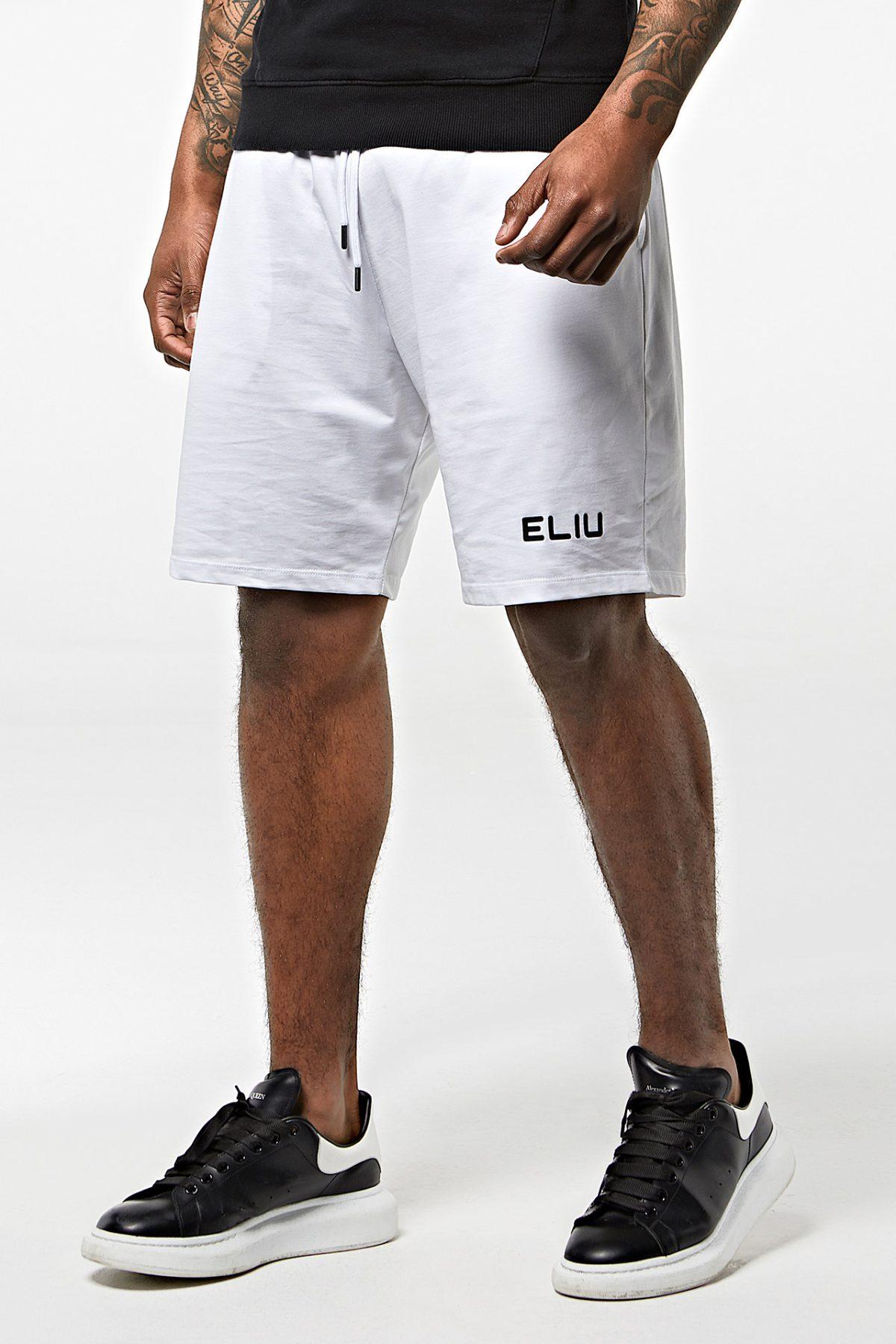 Pantalón deportivo de algodón amarillo