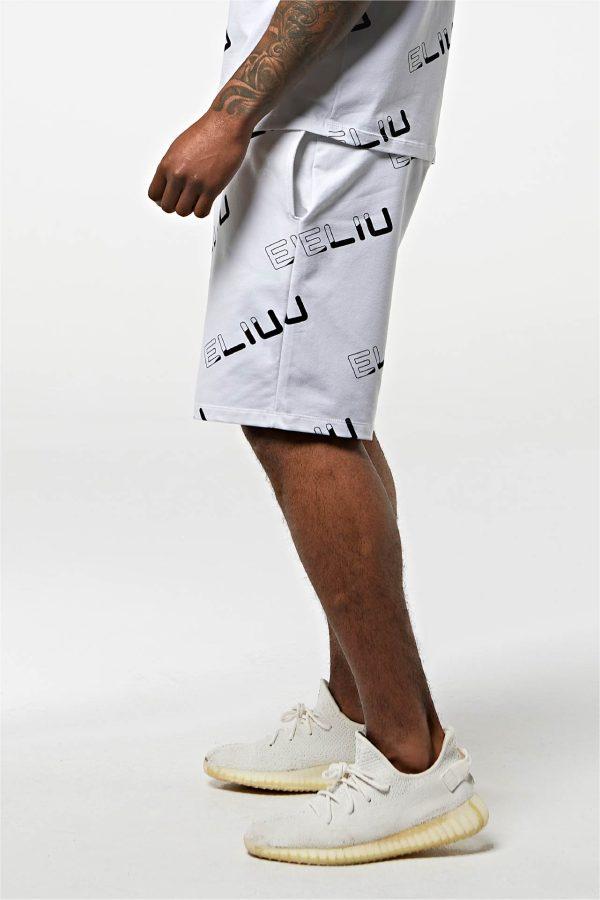 Pantalón estampado digital