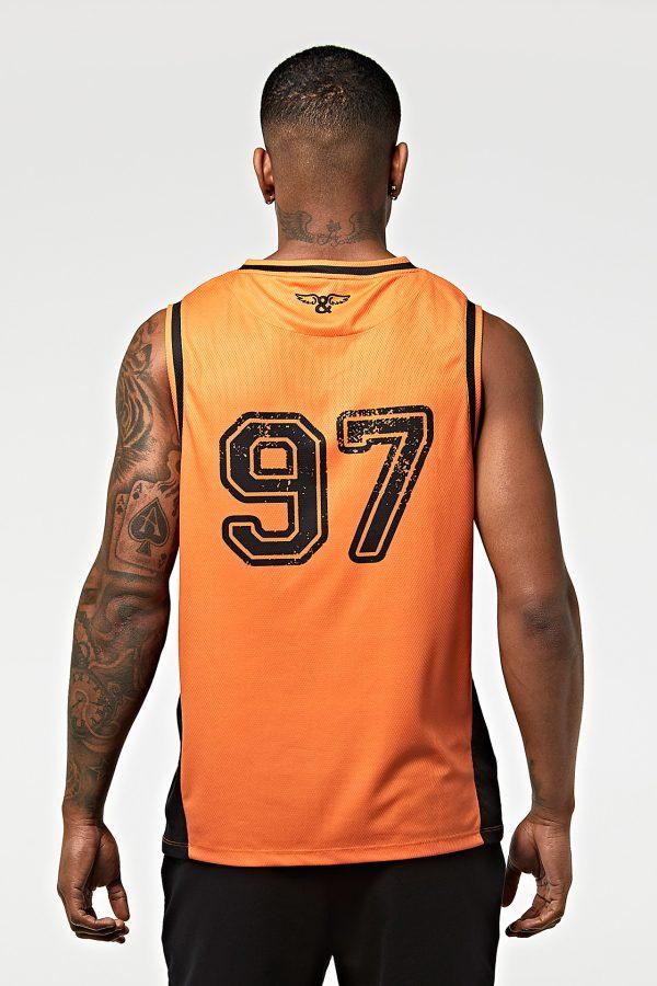 Camiseta de baloncesto ELIU 97